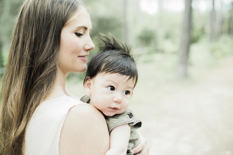 FAMILY PHOTOSHOOT - LA GARRIGA DE CASTELLADRAL